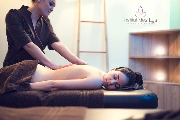 massage essentiel bien-être